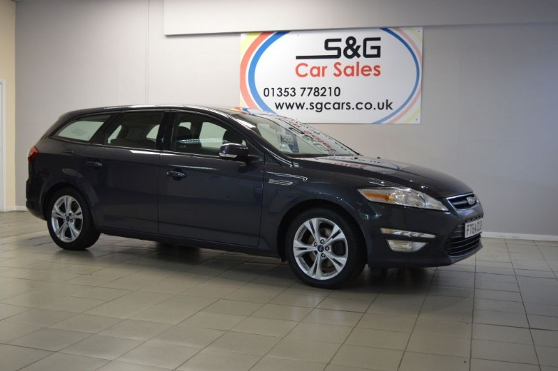 used Ford Mondeo GRAPHITE TDCI in ely-cambridgeshire