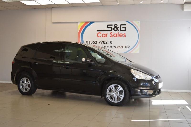 used Ford S-Max tdci zetec 2.0 in ely-cambridgeshire