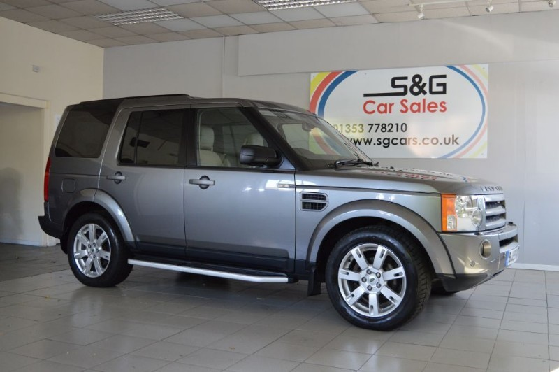used Land Rover Discovery 3 TDV6 HSE in ely-cambridgeshire