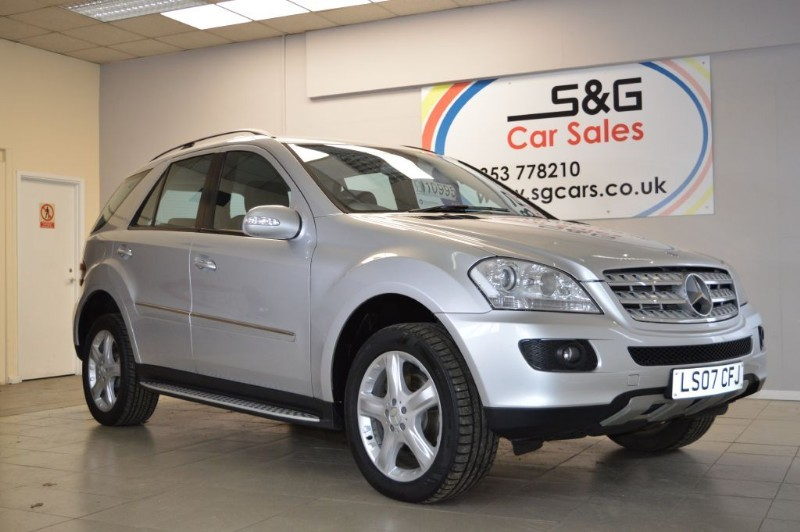 used Mercedes ML280 CDI EDITION Sport in ely-cambridgeshire