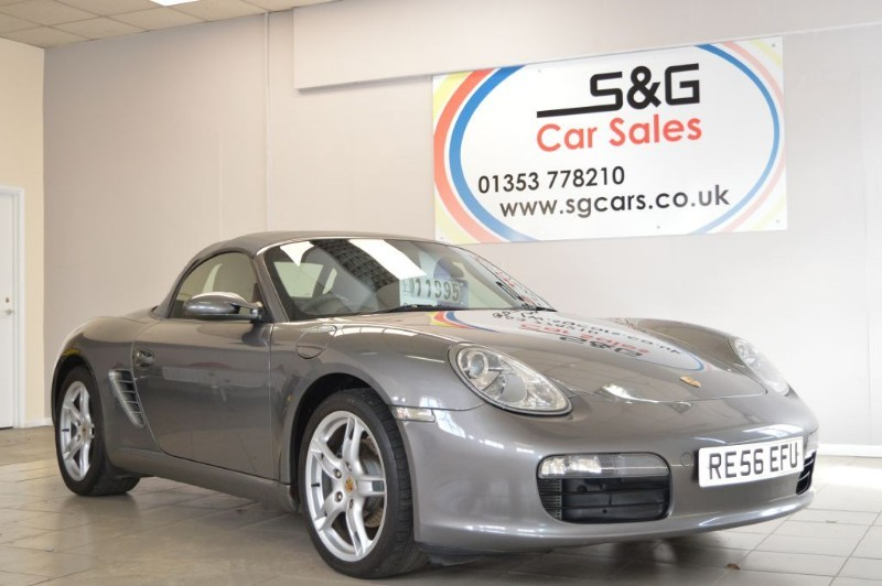 used Porsche Boxster 24V 2.7 S  in ely-cambridgeshire