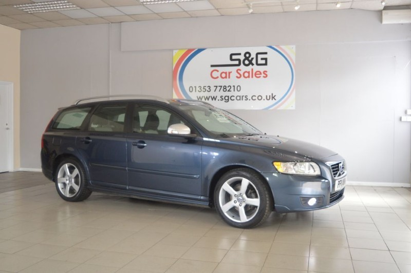 used Volvo V50 D2 R-DESIGN EDITION in ely-cambridgeshire
