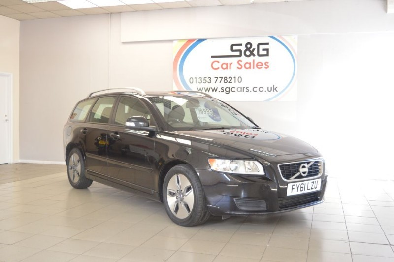used Volvo V50 DRIVE ES S/S in ely-cambridgeshire