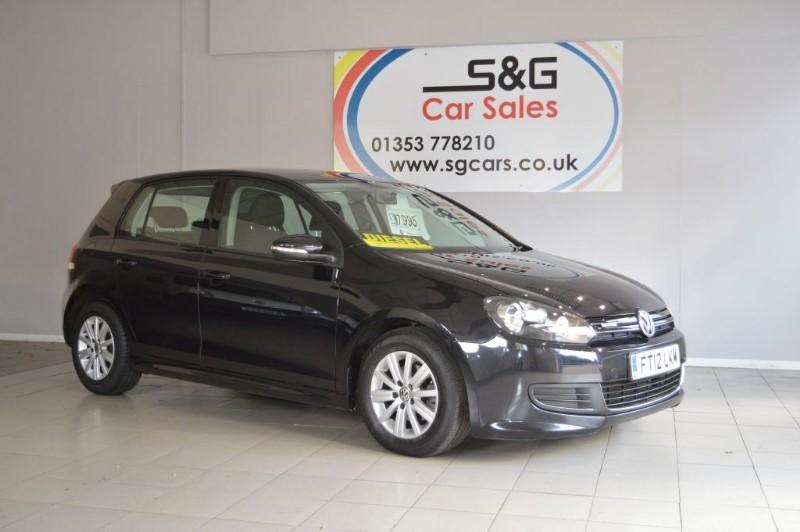 used VW Golf S TDI BLUEMOTION in ely-cambridgeshire