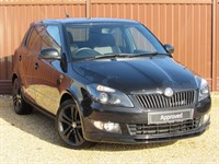 Used Skoda Fabia MONTE CARLO TECH 1.2TSI 105PS
