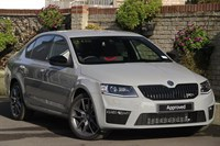 Used Skoda Octavia vRS 2.0TSI 220PS