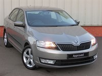 Used Skoda Rapid ELEGANCE GREENTECH 1.2TSI 105PS