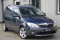 Used Skoda Roomster SCOUT 1.2 TSI 85BHP