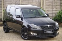 Used Skoda Roomster BLACK EDITION 1.2TSI 105PS