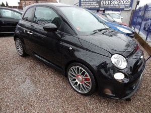 Car of the week - Abarth 500 Abarth 1.4 m-jet - Only £9,295