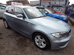 Car of the week - BMW 118d SE - Only £3,995