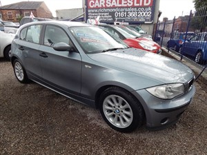 Car of the week - BMW 118d ES - Only £2,695