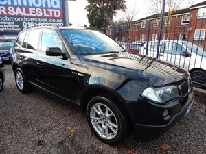 Car of the week - BMW X3 D SE - Only £6,295