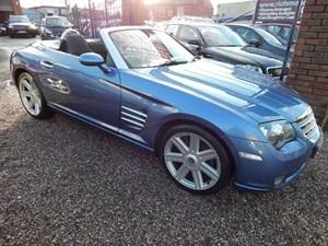 Car of the week - Chrysler Crossfire V6 - Only £3,495