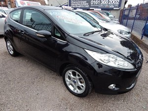 Car of the week - Ford Fiesta ZETEC - Only £6,295