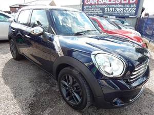 Car of the week - MINI Countryman COOPER D - Only £13,995