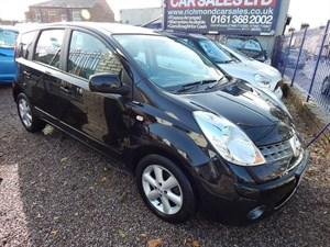 Car of the week - Nissan Note ACENTA S - Only £4,795