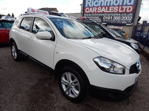 Car of the week - Nissan Qashqai ACENTA PLUS 2 DCI - Only £7,695