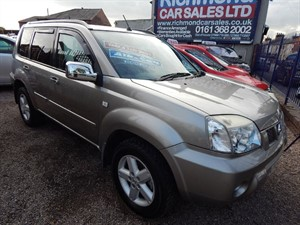 Car of the week - Nissan X-Trail AVENTURA DCI - Only £3,995