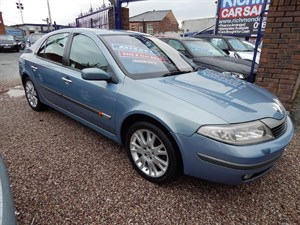 Car of the week - Renault Laguna INITIALE DCI - Only £1,395