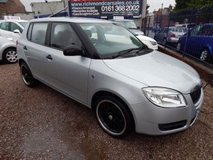 Car of the week - Skoda Fabia LEVEL 1 HTP - Only £3,995