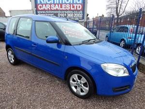 Car of the week - Skoda Roomster 2 16V - Only £4,495