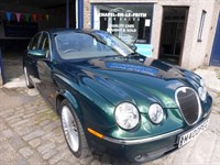 Used Jaguar S-Type V6 SE