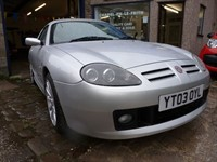 Used MG TF 160