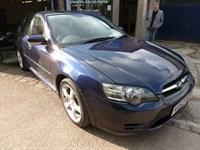 Used Subaru Legacy SE AWD