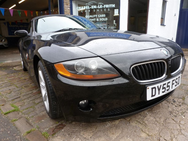 Car of the week - BMW Z4 SE ROADSTER - Only £5,000