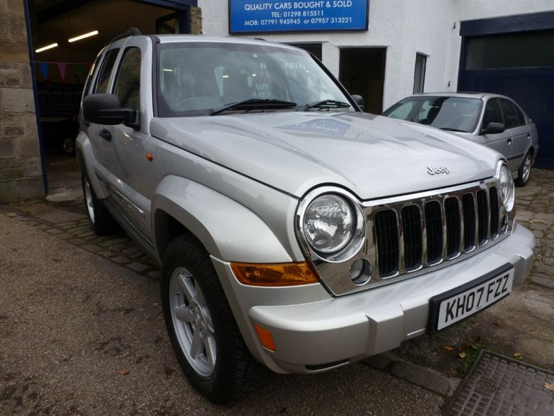 Car of the week - Jeep Cherokee LIMITED CRD - Only £5,000