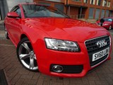 Car of the week - Audi A5 T FSI Quattro S Line Spec Ed 2dr Tronic - Only £17,485