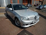 Car of the week - Mercedes C220 C CLASS CDI Sport 4dr Auto FULL SERVICE HISTORY. - Only £9,985