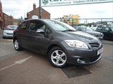 Car of the week - Toyota Auris 1.33 Dual VVTi TR 3dr LOW MILEAGE. - Only £7,185
