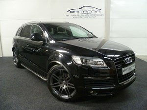 used Audi Q7 TDI QUATTRO S LINE FULLY LOADED CAR in sheffield-for-sale