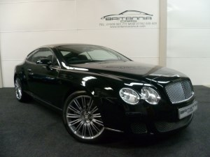 used Bentley Continental GT SPEED IN THE BEST COLOUR COMBINATION in sheffield-for-sale