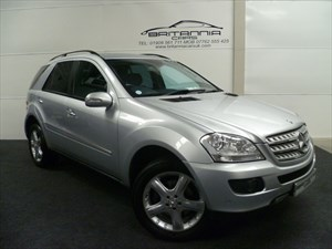 used Mercedes ML280 CDI SPORT GREAT SPEC WITH NAV in sheffield-for-sale