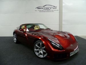 used TVR Sagaris A SAGARIS WITH A DIFFERENCE in sheffield-for-sale