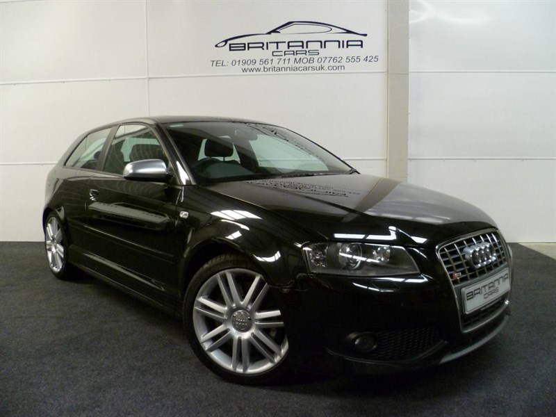 used Audi S3 S3 TFSI QUATTRO ONE OWNER FROM NEW in sheffield-for-sale