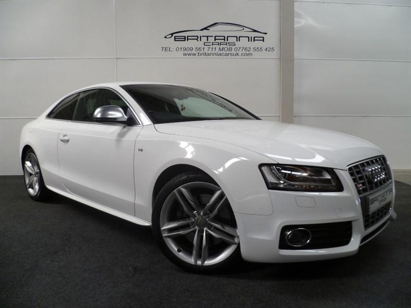 used Audi A5 S5 FSI QUATTRO in sheffield-for-sale