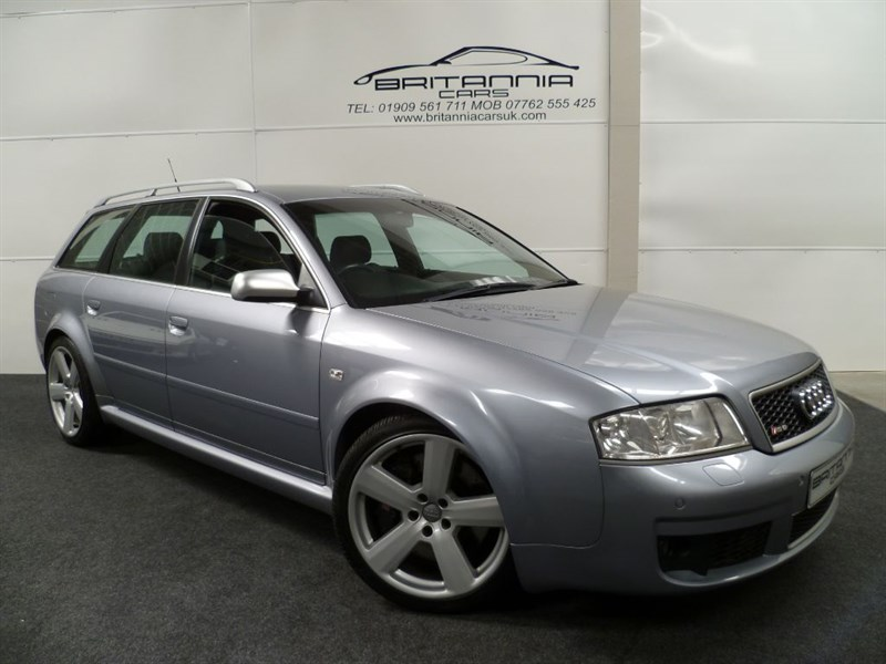 used Audi A6 RS6 AVANT QUATTRO in sheffield-for-sale