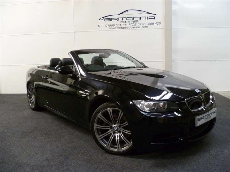 used BMW M3 M3 WITH A GREAT SPEC in sheffield-for-sale