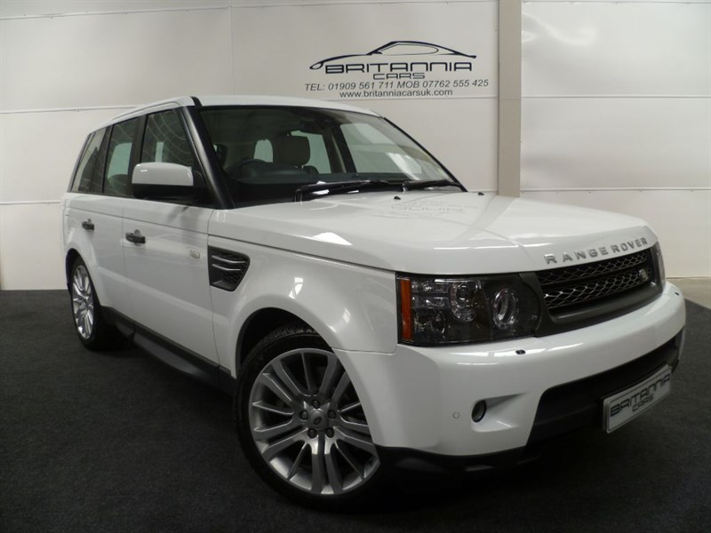 used Land Rover Range Rover Sport TDV6 HSE in sheffield-for-sale