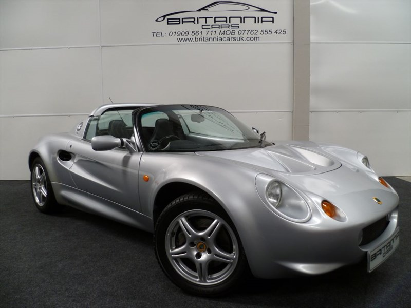 used Lotus Elise 1.8 JUST ONE OWNER FROM NEW in sheffield-for-sale