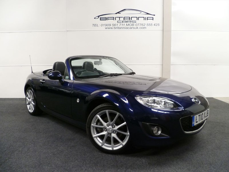 used Mazda MX-5 I ROADSTER SPORT TECH in sheffield-for-sale