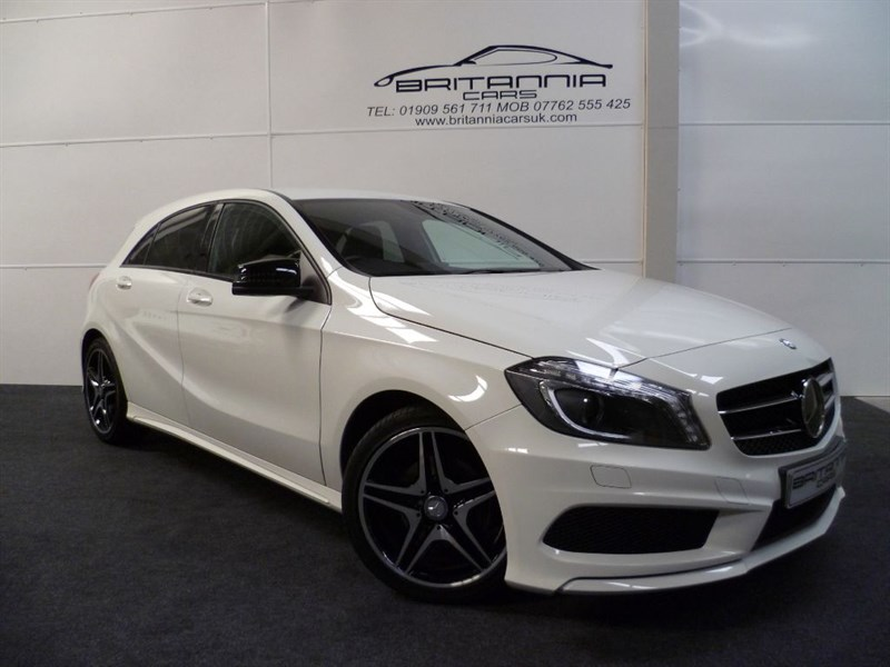 used Mercedes A200 CDI BLUEEFFICIENCY AMG SPORT GREAT SPEC CAR in sheffield-for-sale