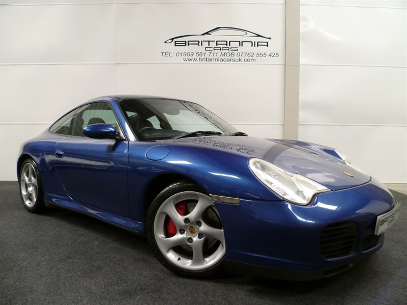 used Porsche 911 CARRERA 4 S C4S HUGE SPEC CAR!!! in sheffield-for-sale