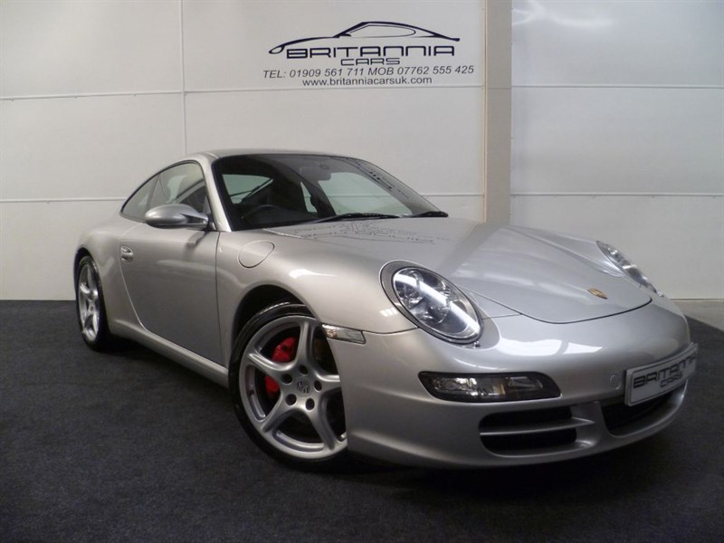 used Porsche 911 CARRERA 2S TIPTRONIC S in sheffield-for-sale