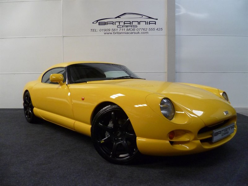 used TVR Cerbera 4.2 SUNSHINE ON A CLOUDY DAY in sheffield-for-sale