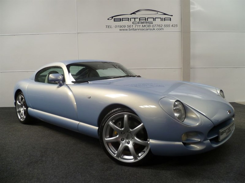 used TVR Cerbera 4.0 SPEED SIX BEAUTIFUL LATE CAR in sheffield-for-sale